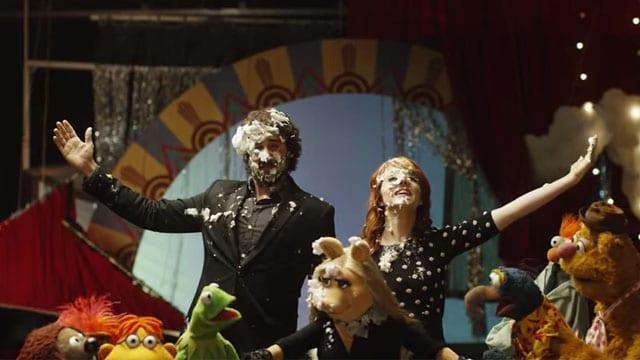 Die Muppets stehen in den Startlöchern