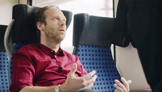 Webserie in Bus & Bahn: Pendler und andere Helden