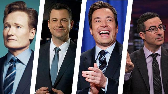 Wer ist der beste Late Night Show-Host?