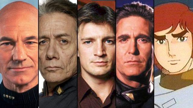 Wer ist der beste Raumschiff-Captain?
