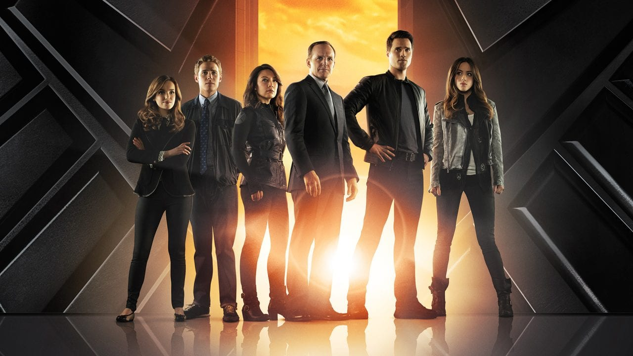 Musik in: Marvel's Agents of S.H.I.E.L.D. (Bear McCreary)