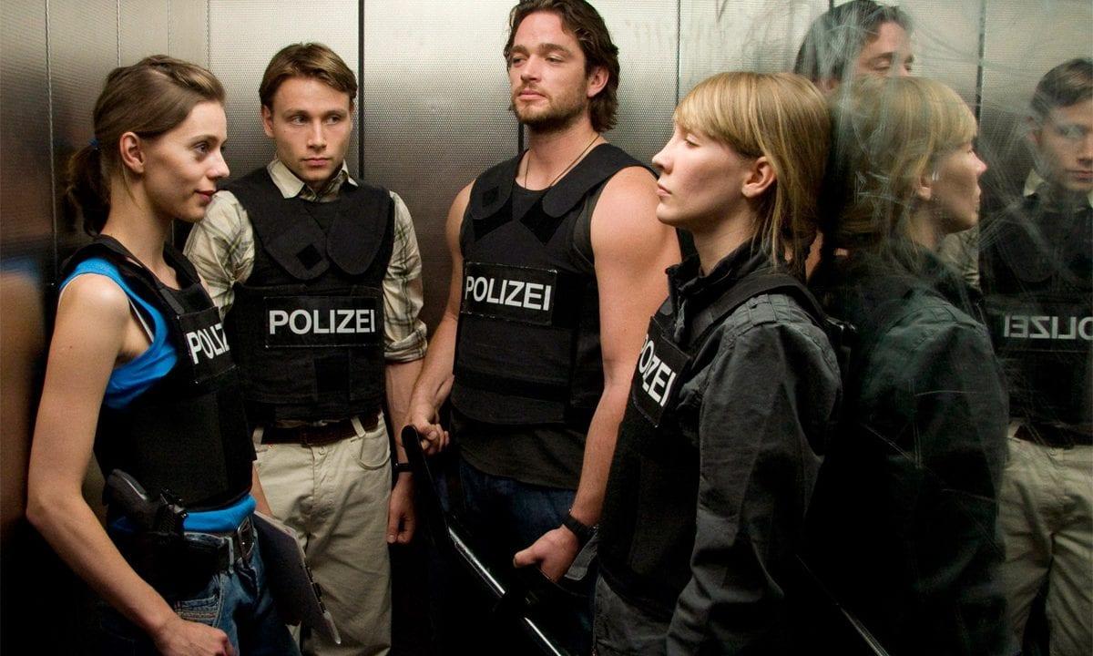 Serien-Tipp: Im Angesicht des Verbrechens