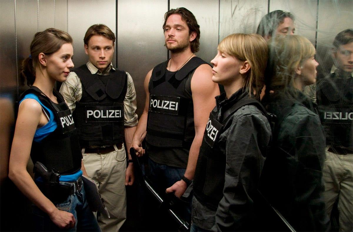 Im Angesicht des Verbrechens © ARD