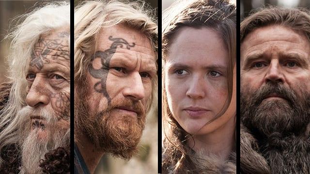 The Last Kingdom: Die Charaktere