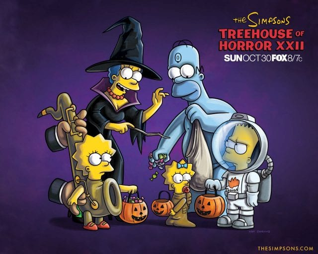 Die Besten Halloween Folgen Tbbt King Of Queens Simpsons Co