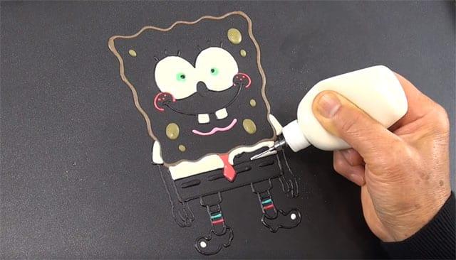 Spongebob-Pfannkuchen