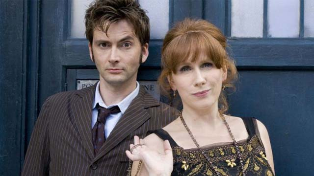 Tennant and Tate are back!