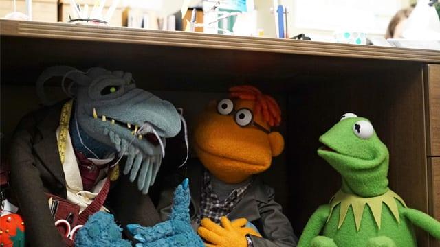 The Muppets S01E02 – Hostile Makeover