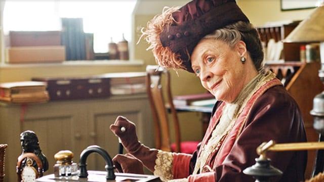 Violet Crawley zum Anbeißen
