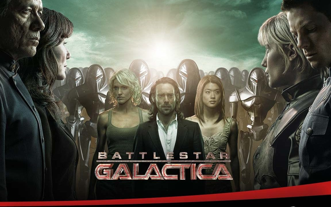 Musik in: Battlestar Galactica [Season 1] (Bear McCreary)