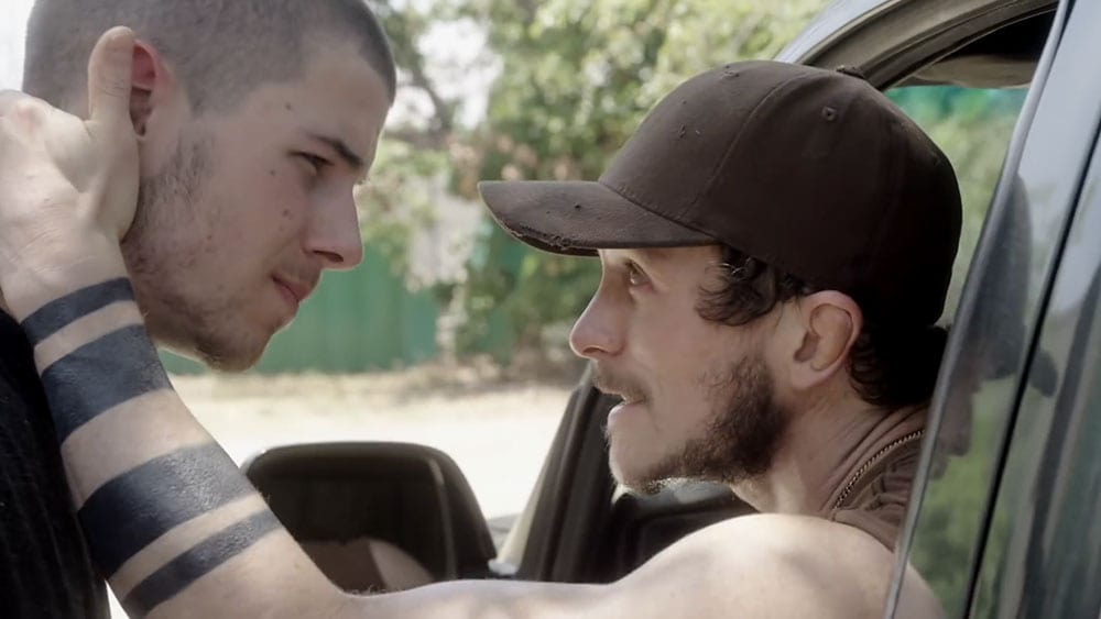 Kingdom – Nate (Nick Jonas) und Jay (Jonathan Tucker) © DirecTV