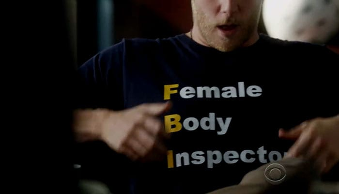 Limitless – Female Body Inspector © CBS