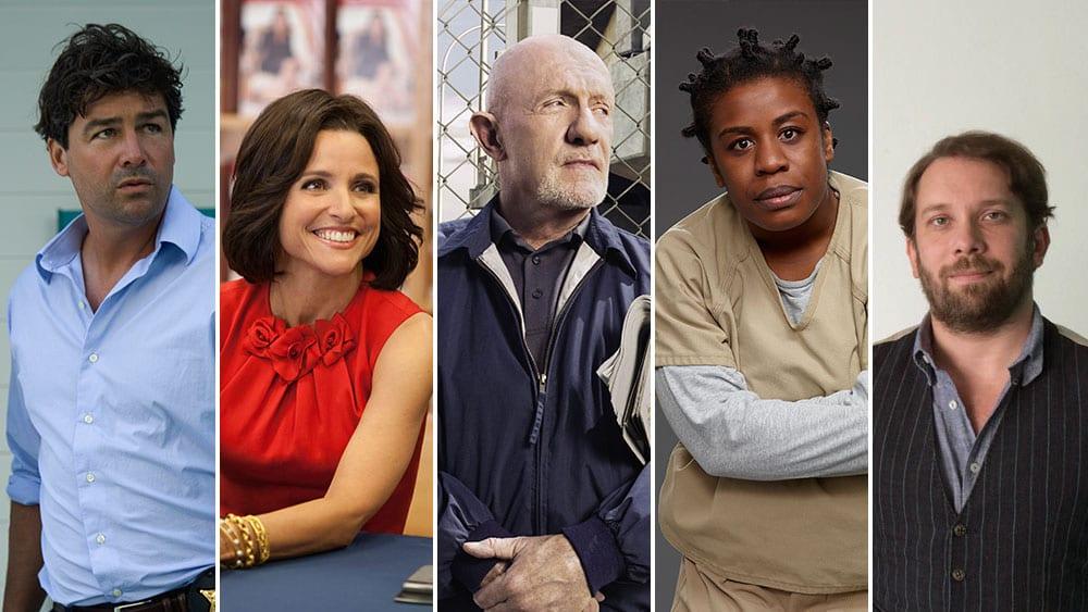 Serien-Slam – Schauspieler