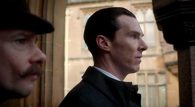 Trailer zum Sherlock Special