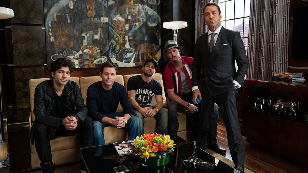 "Gewinnt ""Entourage – The Movie"" vor Heimkino-Release!"