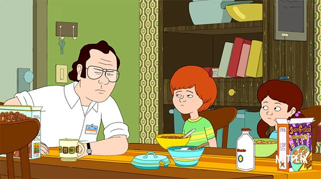 Neue Animations-Serie: F Is For Family