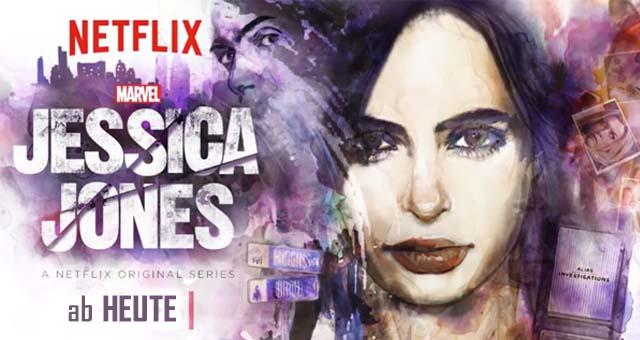 Jessica Jones: Alles was du zur neuen Netflix Serie wissen musst