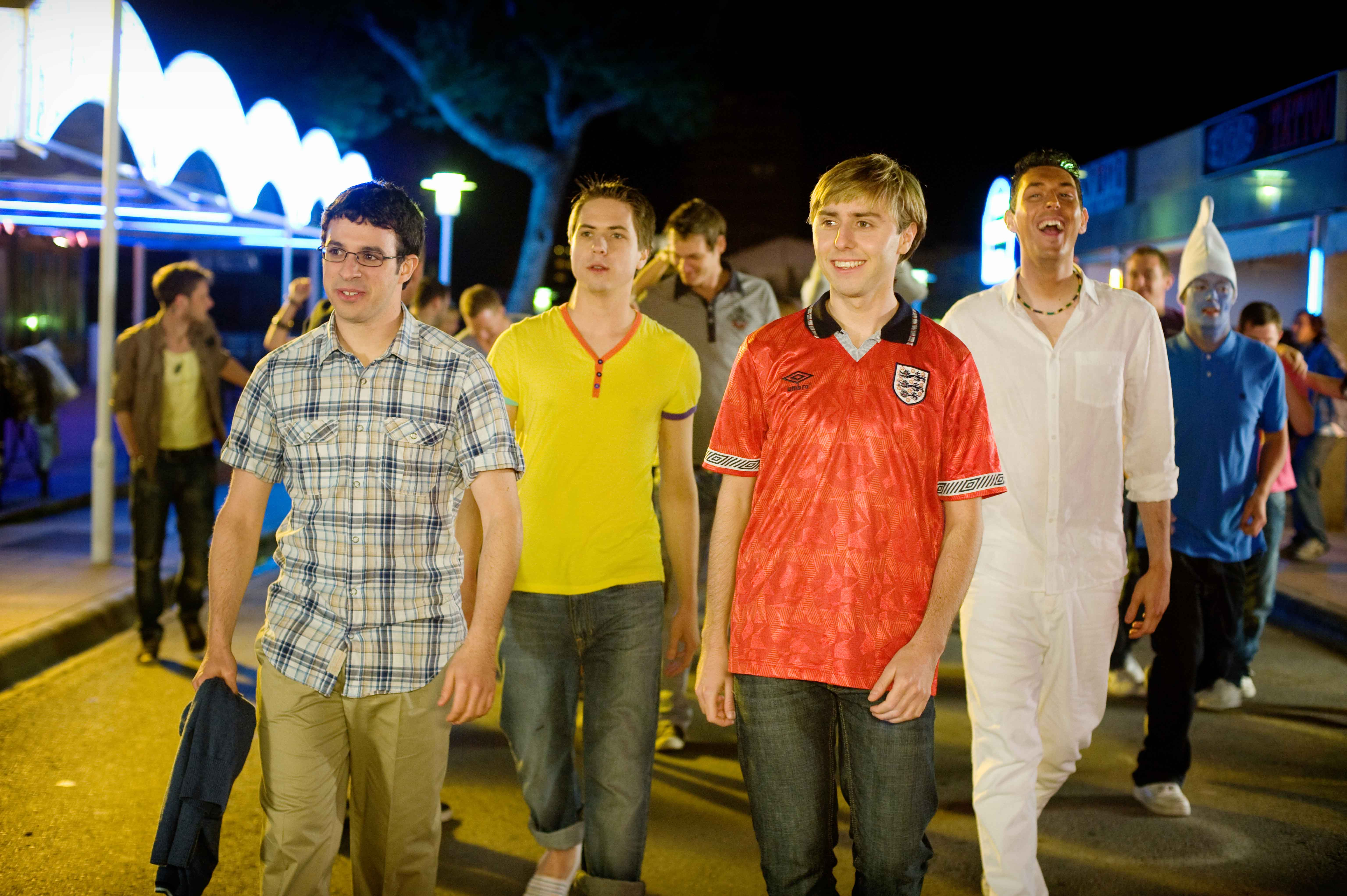 The Inbetweeners Movie © Bwark Productions, Film4 Productions, Young Films
