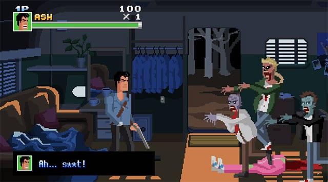Ash Vs Evil Dead Arcade