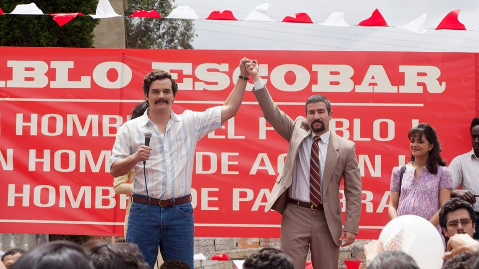 Pablo Escobars Sohn: Narcos glorifiziert Kriminelle