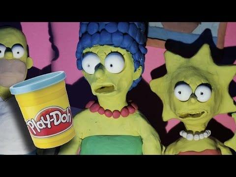 Der heftigste Simpsons Couch Gag aller Zeiten