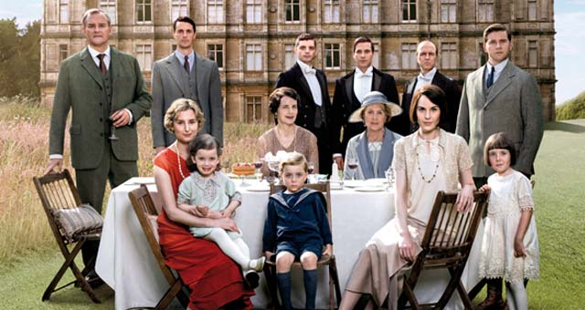Downton Abbey Special Show