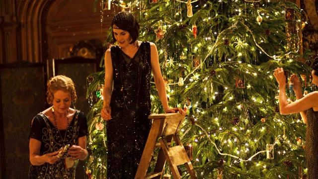 Downton Abbey: Neue Bilder zum Serienfinale