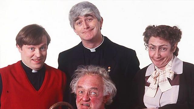 Klassiker der Woche: Father Ted
