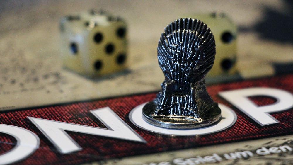 Wir haben Game of Thrones-Monopoly gespielt