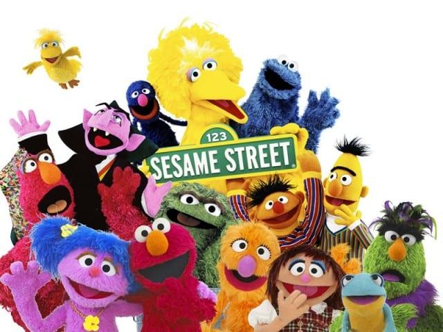 Sesame Street zieht um zu HBO