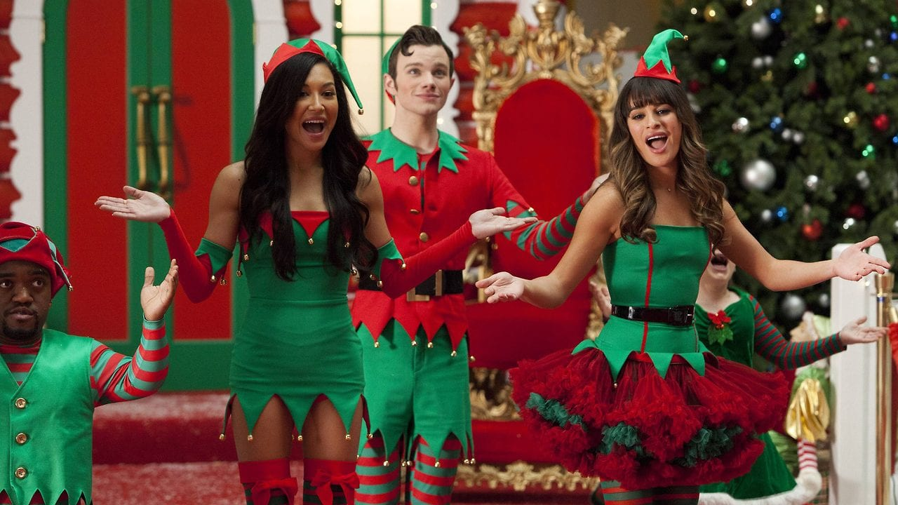 Musik in: Glee (Christmas Album 1-4)