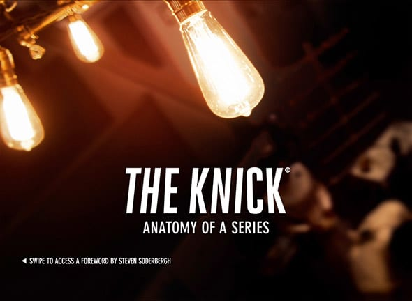 The Knick: Interaktives eBook zur ersten Staffel kostenlos downloaden