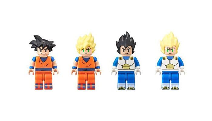 Dragon Ball Z: Lego