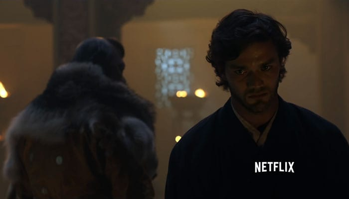 Marco Polo © Netflix
