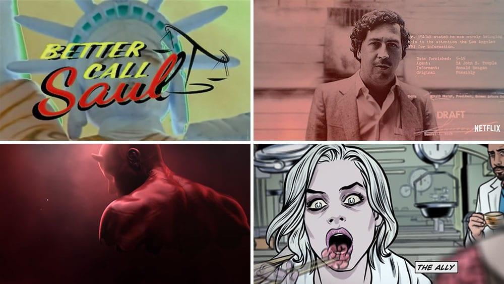2015: Welche Serie hat das schönste Intro?
