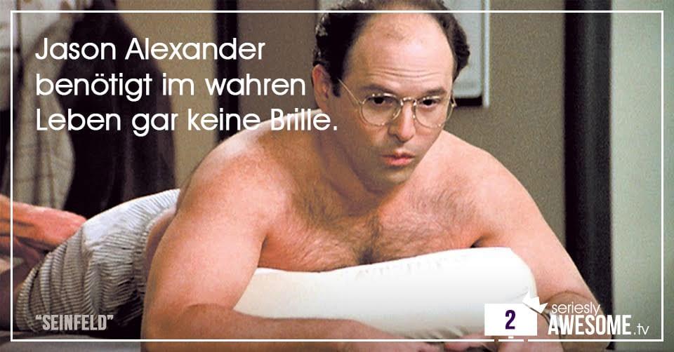 Türchen 2: Überraschende Fakten zu Seinfeld
