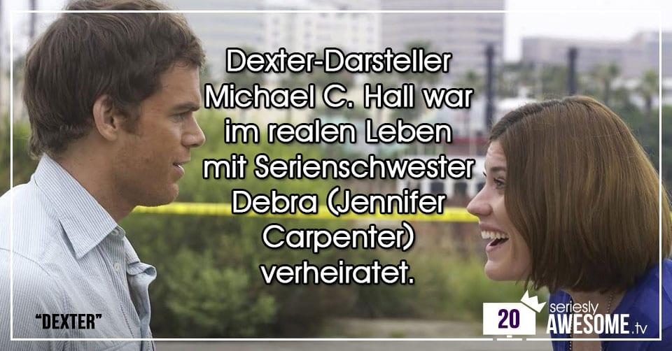 Türchen 20: Blutige Fakten zu Dexter