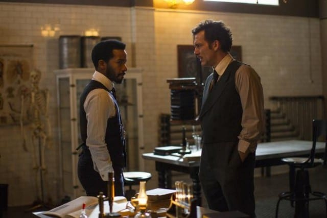 The Knick S02E03 – The Best with the Best to Get the Best