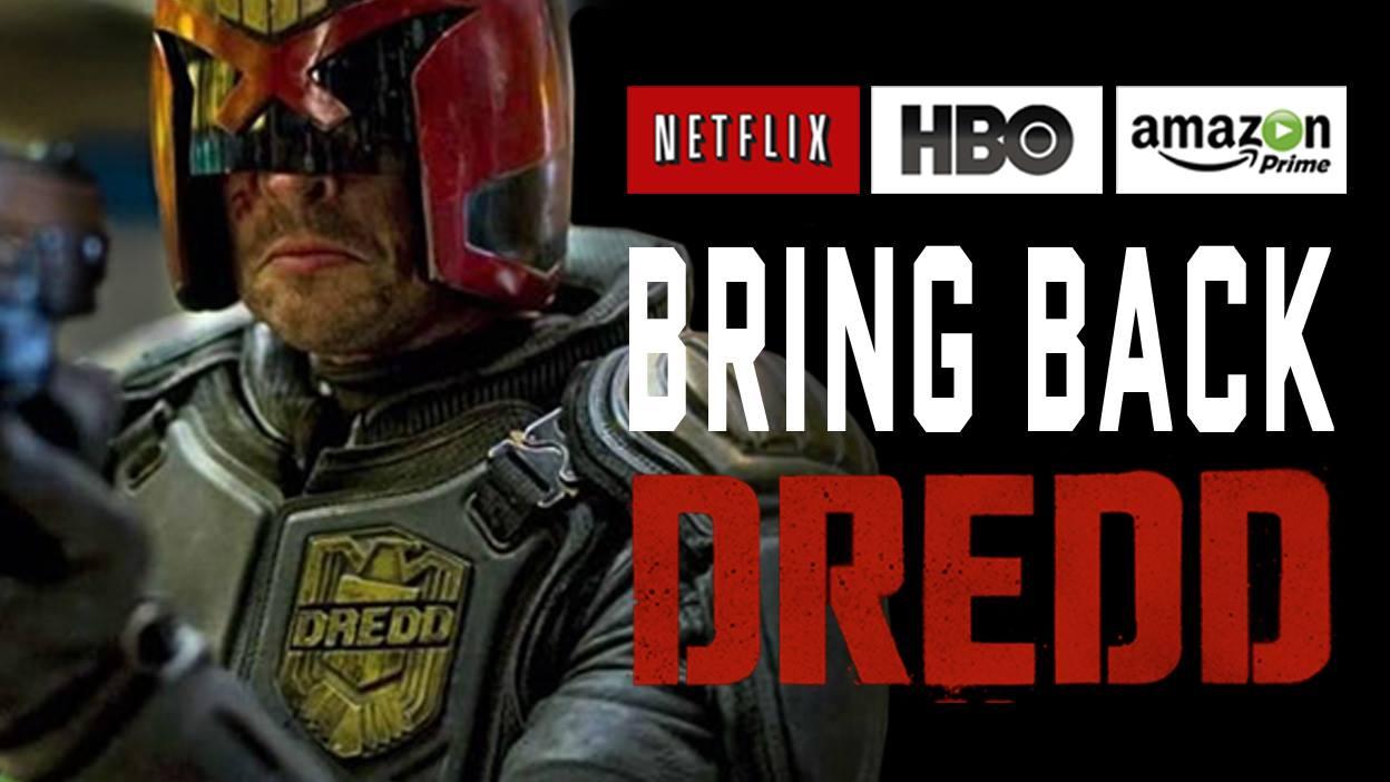 Bring Back Dredd