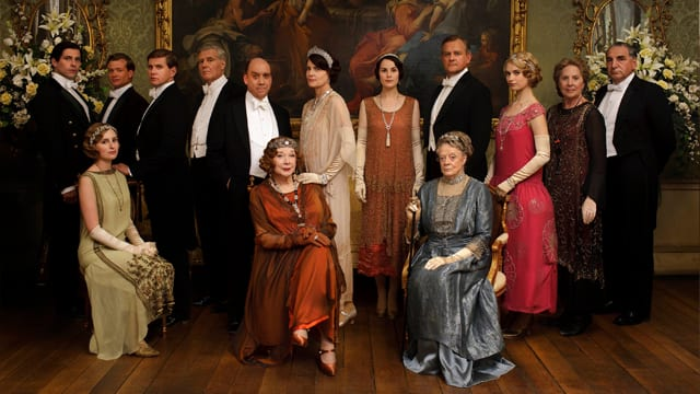 Downton Abbey gewinnt National Television Award