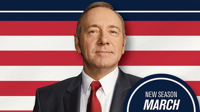 House of Cards: Auch 4. Staffel zuerst auf Sky statt Netflix