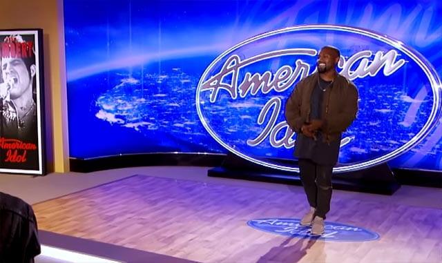 Kanye-West-American-Idol Wann hört der Casting-Schwachsinn endlich auf?!