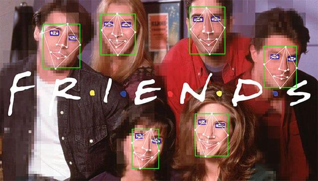 """Künstliche Intelligenz lernt, """"Friends""""-Drehbücher zu schreiben"""