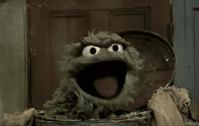 Sesame Street trifft auf True Detective