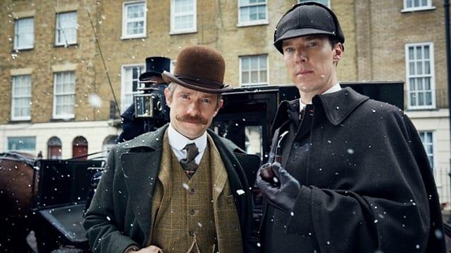 Die Sherlock Special Episode 2016 läuft zu Ostern in Deutschland