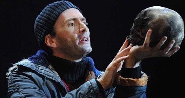 David Tennant moderiert Shakespeare Live Gala