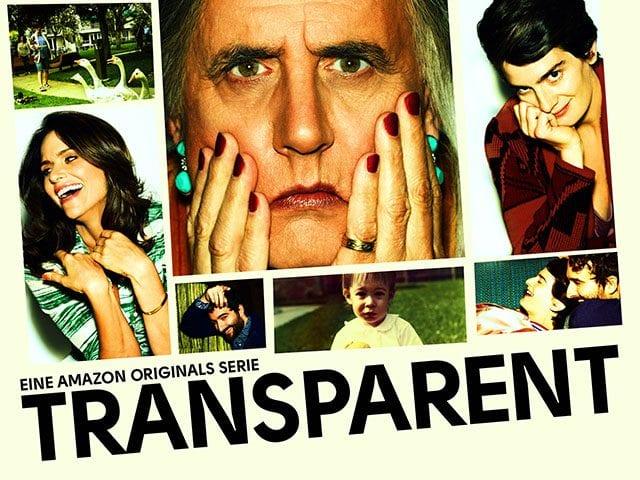 Transparent-Titel