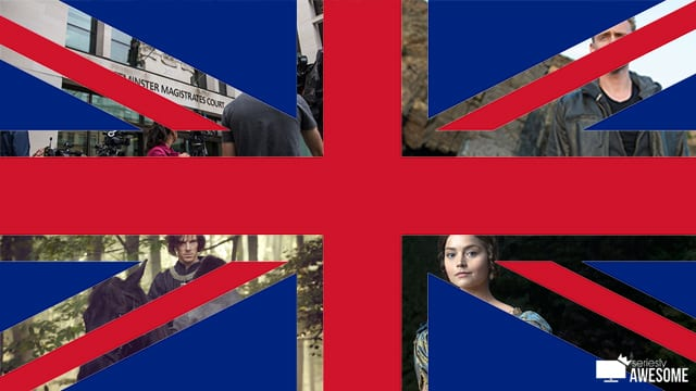 Was schauen die Briten in 2016?