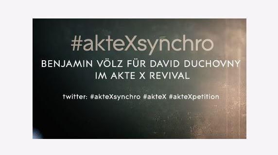 Akte X Comeback: Mulder mit neuer Synchronstimme