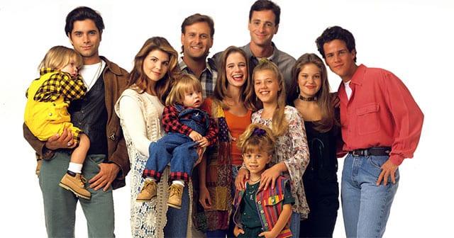 Familie Tanner
